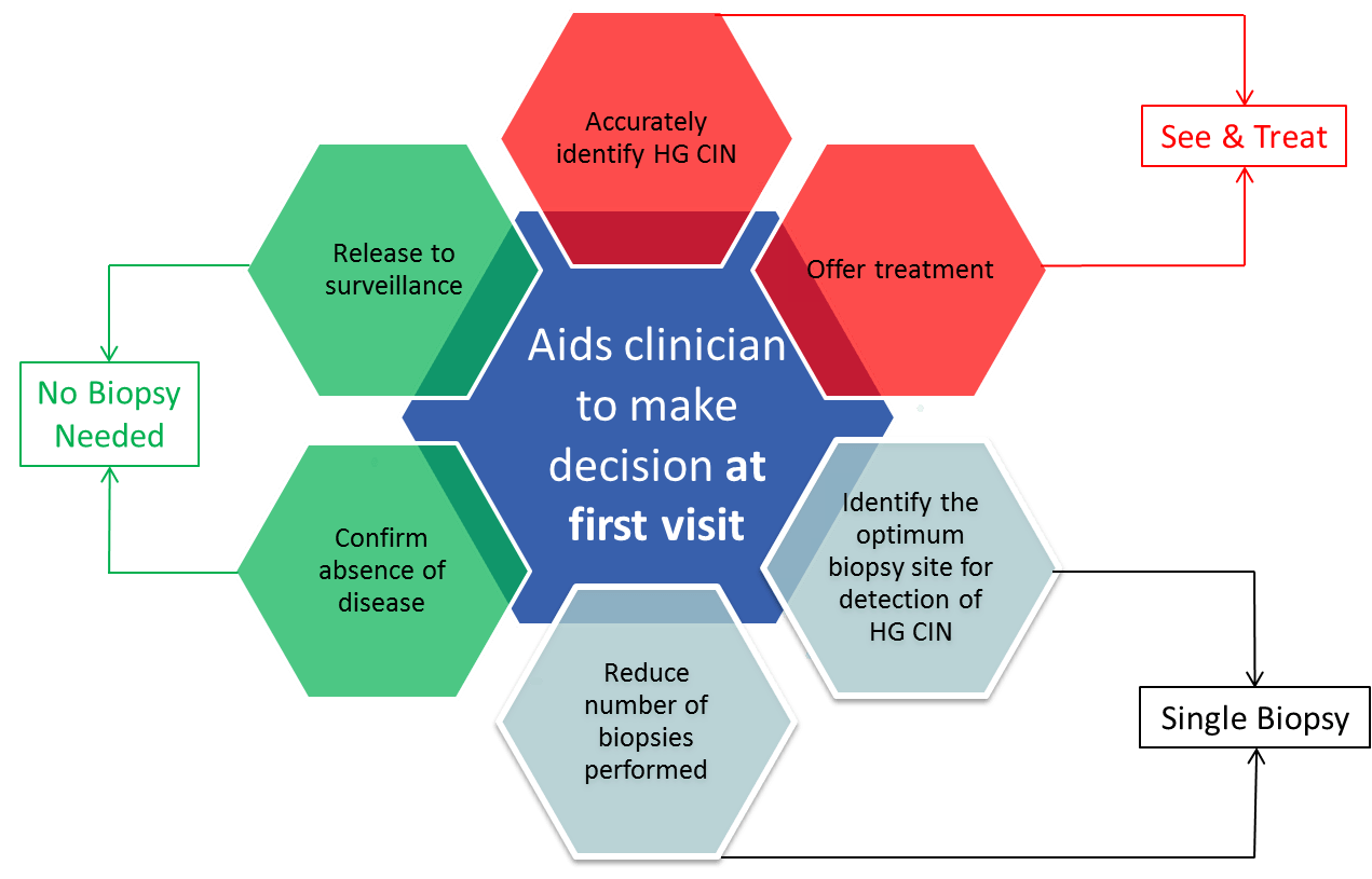 zedscan clinical benefits graphic